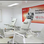 Blood-Bank Hospital Specialities